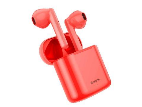 Беспроводные наушники Baseus Encok W09 (NGW09) (Красный) 927558