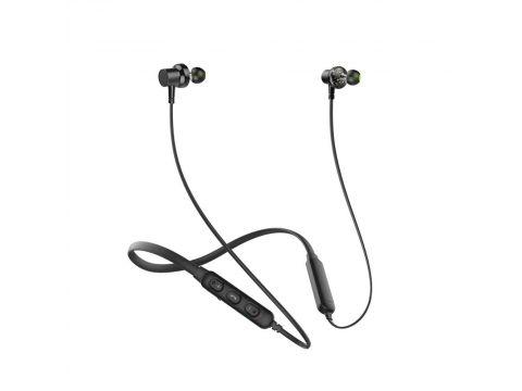 Беспроводные Bluetooth наушники Awei G20BL с двойными динамиками Черный