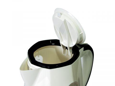 Электрический чайник Maestro 1,8л Белый с черным