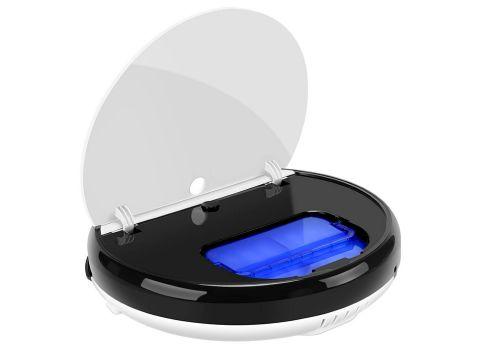 Моющий робот-пылесос INSPIRE Черно-белый (insp02)