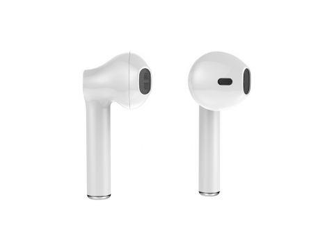 Беспроводная Bluetooth гарнитура ZEALOT T2 White (5230-15091)