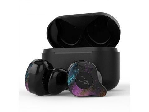 Беспроводные Bluetooth наушники Sabbat X12 Pro Fantasy с чехлом для зарядки 750 мАч Multicolor