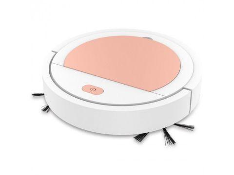 Ультратонкий робот-пылесос с широкой зоной очистки INSPIRE V2 White