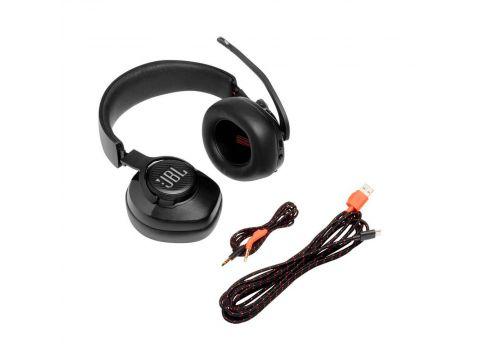 Игровая гарнитура JBL Quantum 400 Black (JBLQUANTUM400BLK)