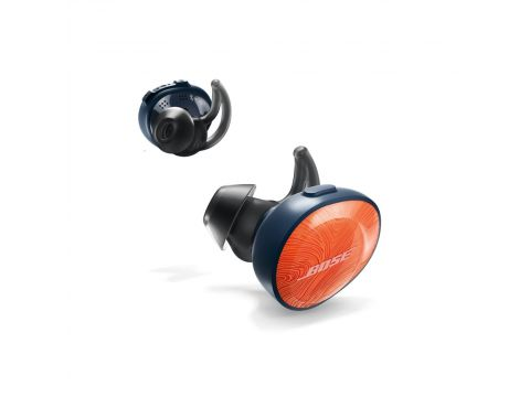 Наушники BOSE SoundSport Free Bright Orange (774373-0030)