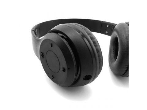 Наушники без проводов Media-Tech Epsilion BT Radio FM + SD Черный