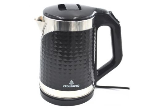 Электрочайник Crownberg CB-2844B чайник на 2л Черный