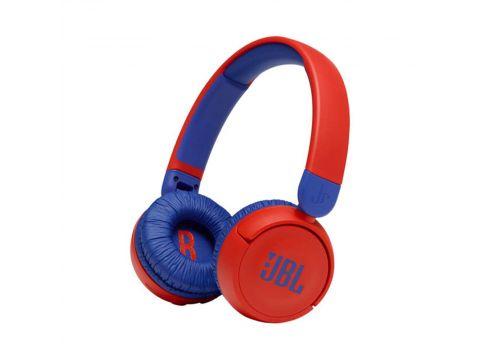 Беспроводные наушники для детей JBL JR 310 BT Red (JBLJR310BTRED)
