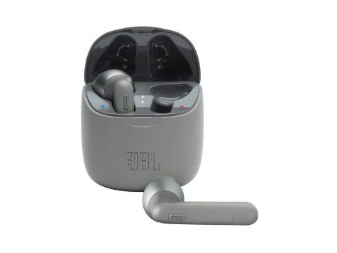 Наушники JBL T225TWS Grey (JBLT225TWSGRY)