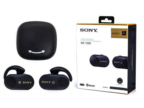 Наушники беспроводные Sony WF-1000 Black (854883888)