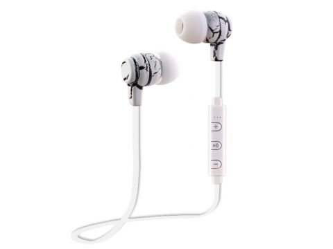 Bluetooth наушники HOOK Vipe White (hub_Szut52167_my)