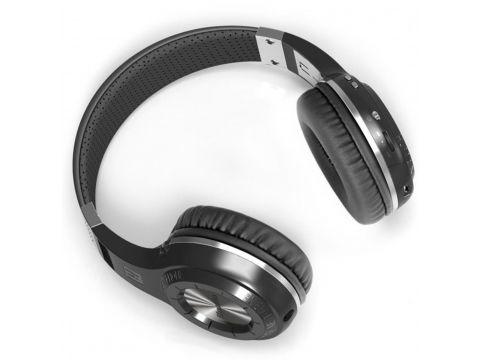 Беспроводные Bluetooth наушники с микрофоном Bluedio HT Black (1148-5786)