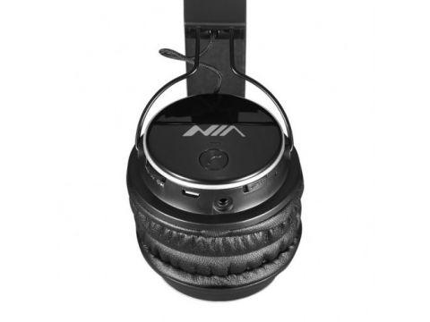 Беспроводные bluetooth наушники Kronos MDR NIA Q8 Black (gr_007393)