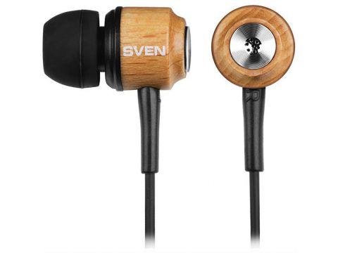 Наушники Sven SEB 12 Wooden (1648922)