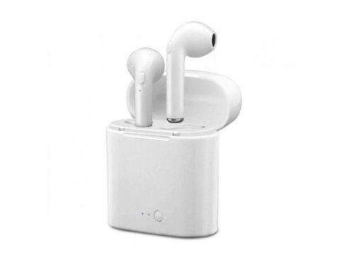 Беспроводные Bluetooth наушники HBQ I7 Tws Mini Белые (2d-40)