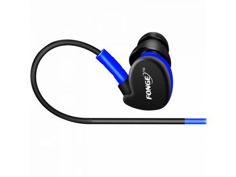 Наушники FONGE S500 с микрофоном Blue (1800-5938)