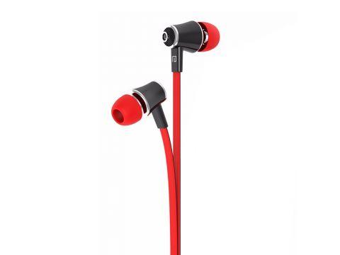Наушники с микрофоном Langsdom JM-21 Red (1841-6013)