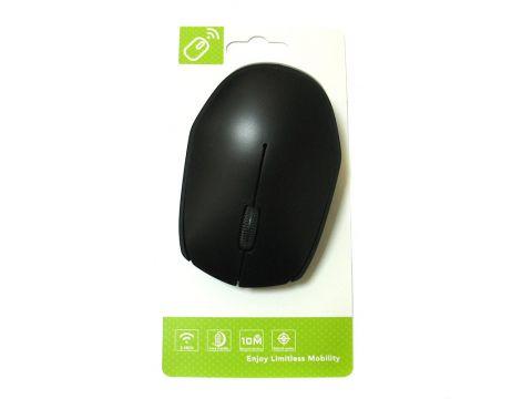 Беспроводная мышь оптическая MHZ Mouse 218 Black (008232)