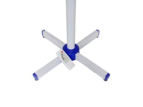 Напольный вентилятор Domotec MS-1621, с пультом
