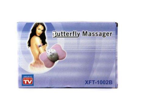 Миостимулятор бабочка электронный массажер XFT-1002B Butterfly Small