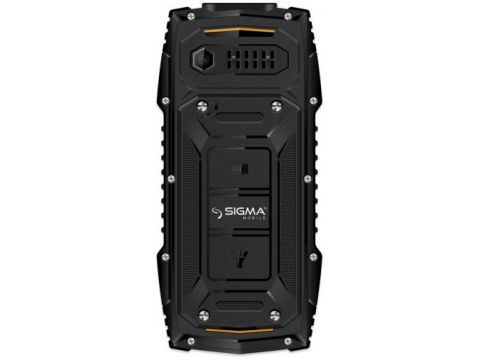 Мобильный телефон Sigma mobile X-treme AZ68 Dual Sim Black