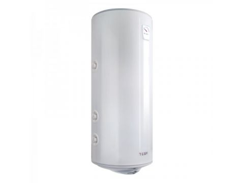 Бойлер комбинированный Tesy Bilight 120 Л. Мокрый Тэн 2.0 Квт Белый (Gcvsl 1204420 B11 Tsrcp)