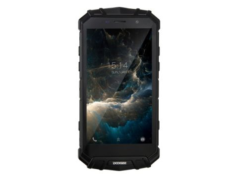 Смартфон Doogee S60 Lite 4/32Gb Black (STD01157)