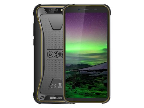 Смартфон Blackview BV5500 2/16Gb Yellow (STD02358)
