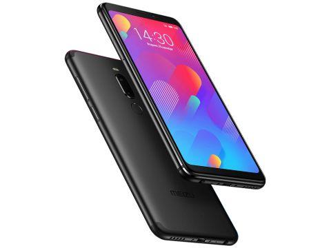 Смартфон Meizu M8 4/64GB Black (Международная версия)