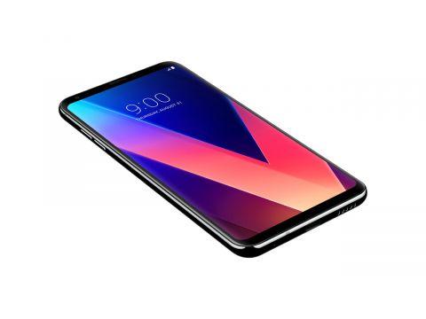 Смартфон LG V30 V300L 64GB One Sim Black (STD03435)