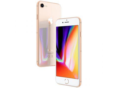 Смартфон Apple iPhone 8 64Gb Gold Refurbished (STD03360)