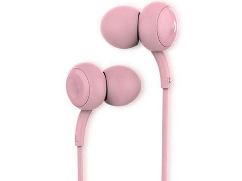 Наушники Remax RM-510 с микрофоном (Розовый) 747742
