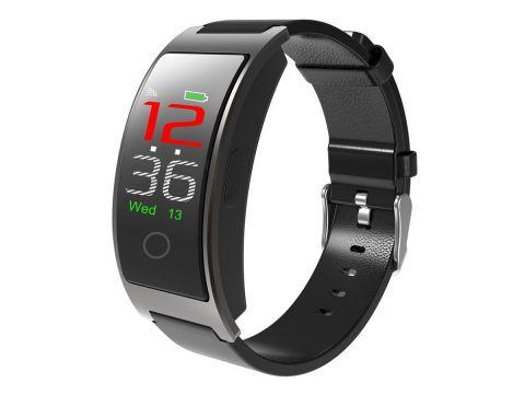 Умный фитнес-браслет Mavens fit CK11s Plus с измерением давления Черный (ftmavck11splbl)