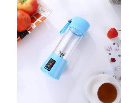 Портативный фитнес-блендер Daiweina Smart Juice Blue USB (3479-10001)