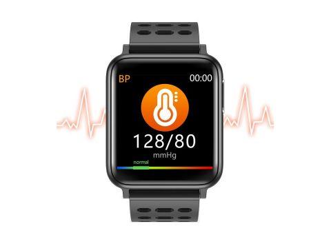 Смарт-часы Lemfo V5 с измерением давления и ЭКГ Черный (swlemv5bl)