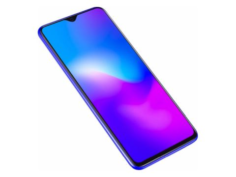 Смартфон Blackview A60 Pro 3/16Gb Blue (STD04034)