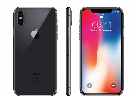 Смартфон Apple iPhone X 64Gb Space Gray Refurbished (STD03365)
