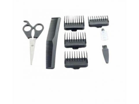 Машинка для стрижки волос DOMOTEC MS3303 Серая