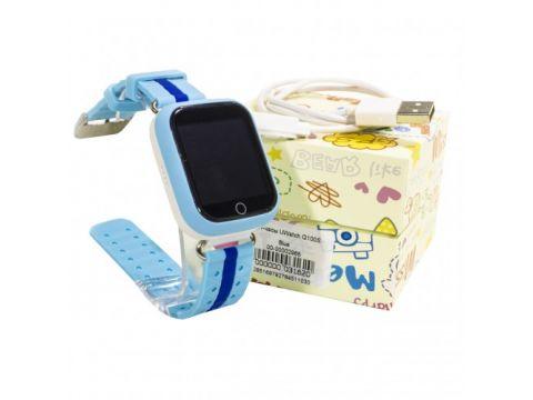Детские смарт-часы UWatch Q100S с Bluetooth Blue (2965-8319a)