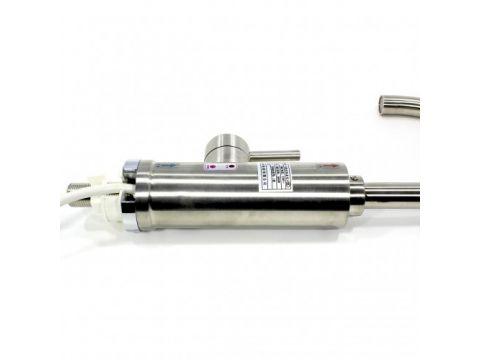 Кран-водонагреватель Oping OP-K1 из нержавеющей стали с дисплеем 3000 Вт 220В (3678-11613a)
