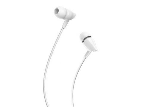 Наушники Usams EP-37 с микрофоном (Белый) 871684