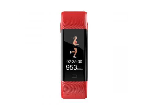 Фитнес браслет Lemfo F07 Max с измерением давления Красный (tlemfo7maxred)