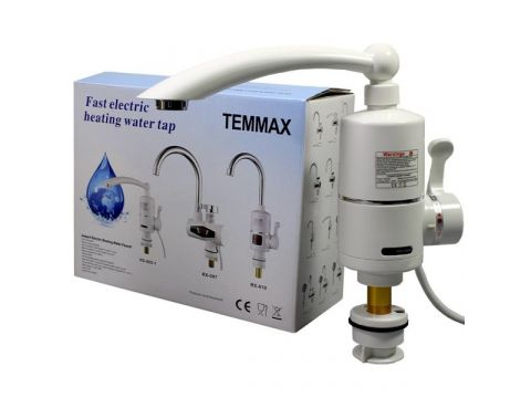 Кран-водонагреватель TEMMAX RX-005-1 3 кВт (3703-12672)