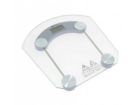 Весы электронные напольные D&T 2003B до 180 кг Прозрачные (300126)