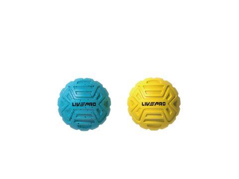 Набор мячиков для массажа LivePro Foot Massage Ball 2 шт (LP8507)