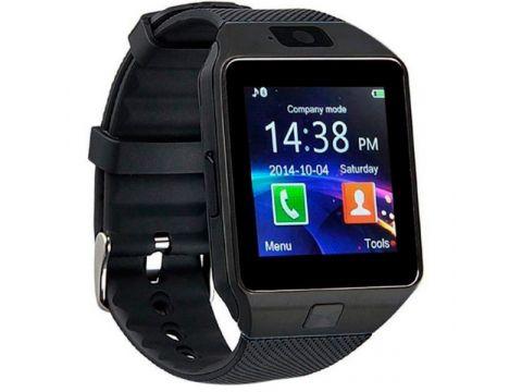 Смарт-часы Умные часы Smart Watch Q18 Black (GSDFKLDF89FDJJD)