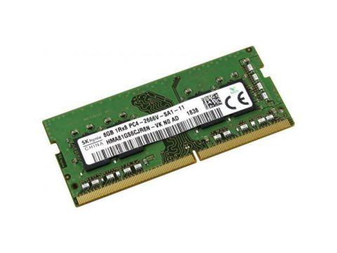Оперативная память SODIMM DDR4 8GB 2400MHz SK hynix HMA81GS6AFR8N-UH (100143)