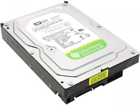 Жесткий диск Western Digital AV-GP 320 Гб WD3200AVVS 320 Гб SATA Refurbished (100778)
