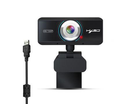 Веб камера HXSJ S-90 с встроенным микрофоном USB 2.0 (4786-13904a)