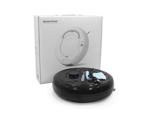 Робот-пылесос Bowai Smart OB8S Black (4902-13957a)